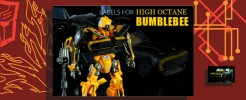 Labels for AoE High Octane Bumblebee