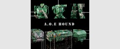 Labels for AoE Autobot Hound