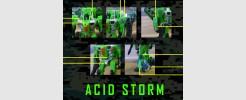 Labels for Generations Acidstorm