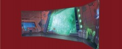Fortress Portal Large Trimmed