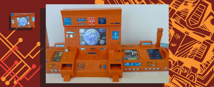 IG Computer Control Center