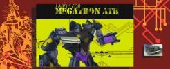 Labels for Gen. Megatron bomber (G2 Style)