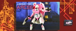 Labels for Gen. Arcee