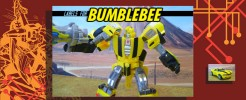 Labels for Gen. Bumblebee
