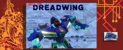 Labels for Gen. Dreadwing