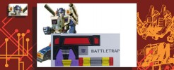Labels for Battletrap