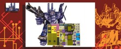 Labels for Bruticus