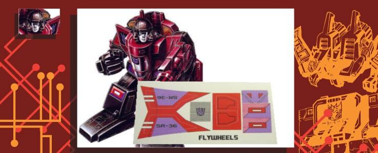 Labels for Flywheels