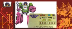 Labels for Skullcruncher