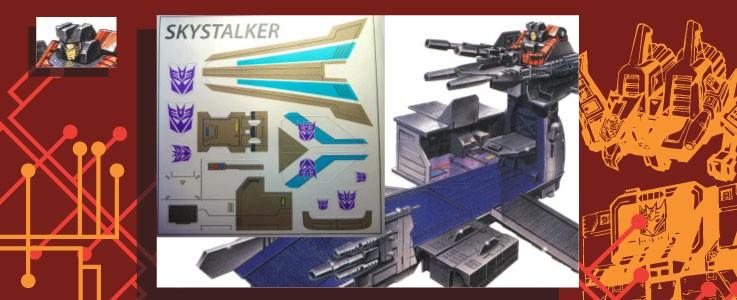 Labels for Skystalker