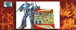 Labels for Thundercracker