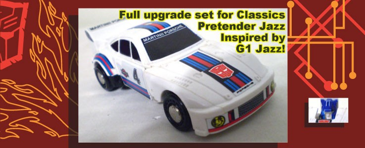 Upgrade for Pretender Jazz
