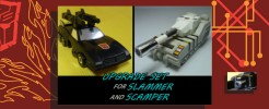 Upgrade for Scamper and Slammer