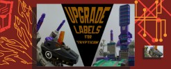 Upgrade for Trypticon