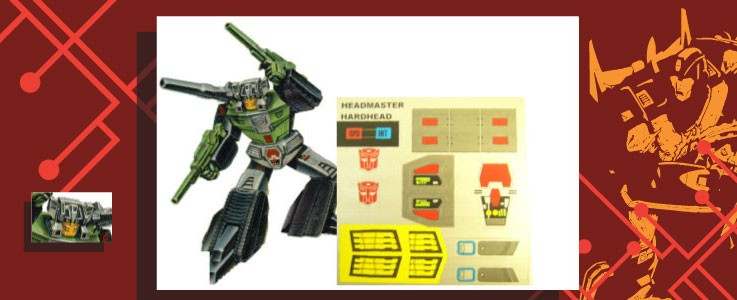 Labels for Hardhead