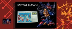 Labels for Metalhawk