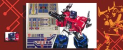 Labels for Powermaster Optimus Prime