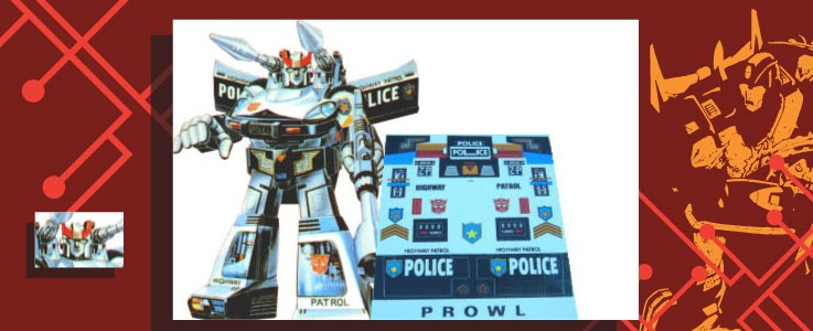 Labels for Prowl