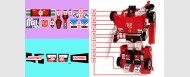 Labels for Sideswipe