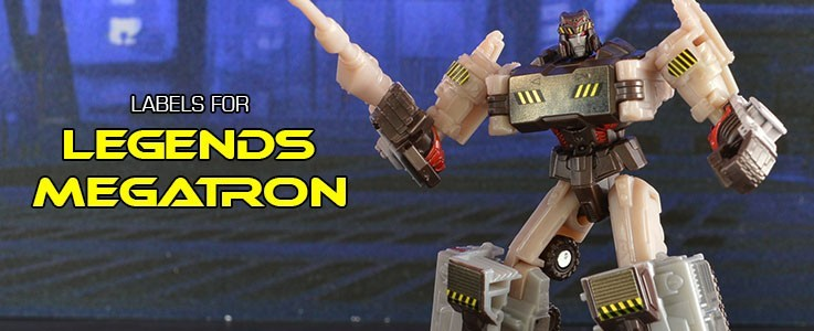 Labels for Generations Megatron