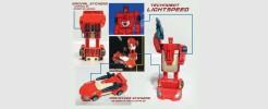Upgrade for Technobots