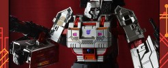 Labels for CW Leader Megatron