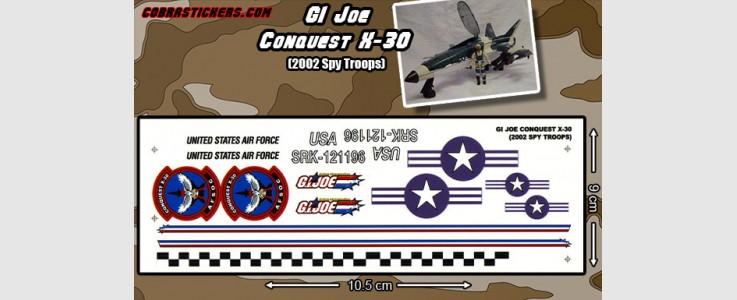 Conquest X-30 (2002 - GI Joe)