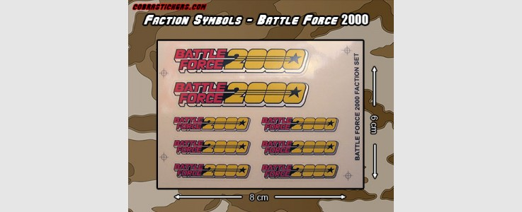Battle Force 2000