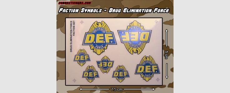 Drug Elimination Force