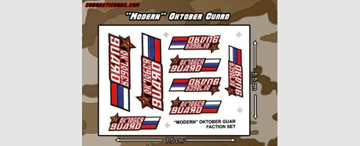 """Oktober Guard """"Modern"""""""