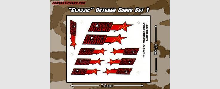 """Oktober Guard """"Classic"""" Set 1"""
