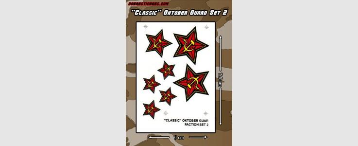 """Oktober Guard """"Classic"""" Set 2"""