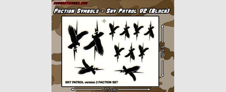 Sky Patrol V2 (black)