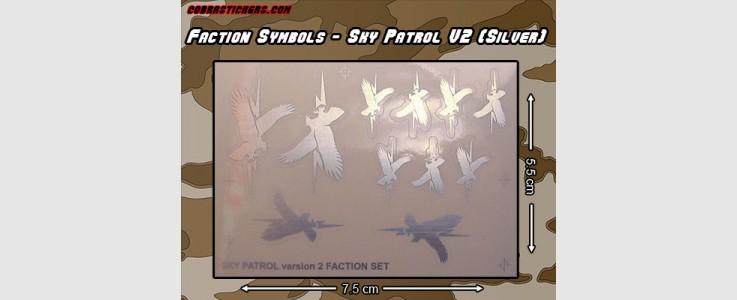 Sky Patrol V2 (silver)