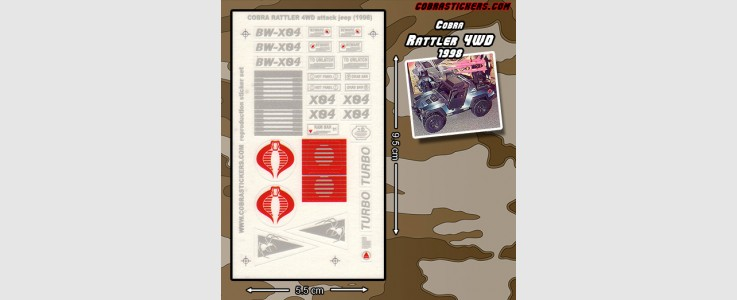 Rattler 4WD (1998 - Cobra)