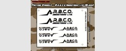 ARBCO Industries (black)