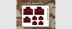 Evil Head Hunters