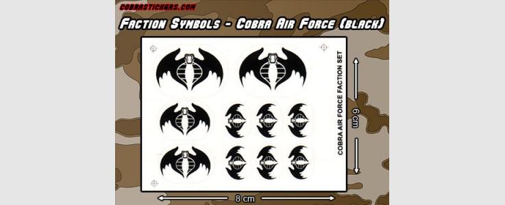 Cobra Air Force (Black)