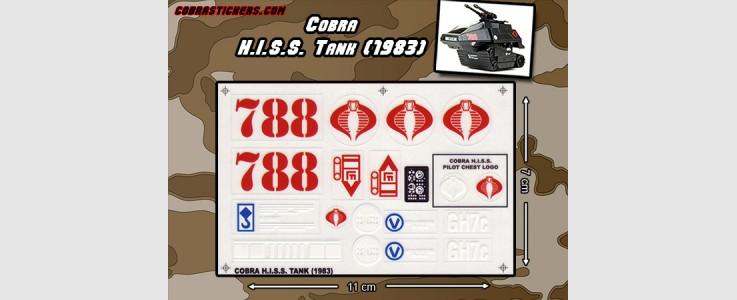 HISS Tank - 1983