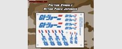 Action Force Japanese