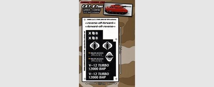 C.A.T. 2 Tank
