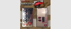 Crimson HISS Tank - 2002