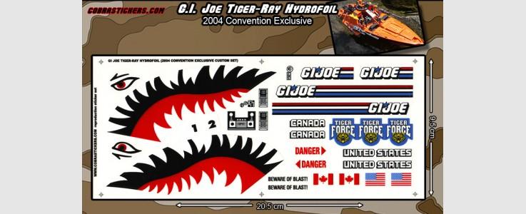 Tiger-Ray Hydrofoil (2004)