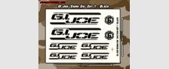 G.I. Joe Sigma Six 1 - Black