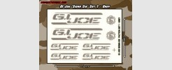 G.I. Joe Sigma Six 1 - Grey