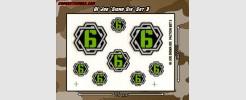 G.I. Joe Sigma Six 3 Green/Black