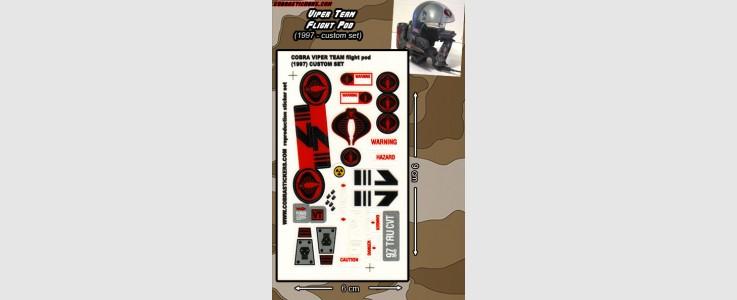 Viper Team Flight Pod (1997 - Custom)