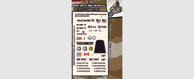Desert RAM Motorcycle (2010 - Custom)