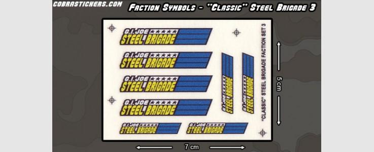 """Steel Brigade """"Classic"""" 3"""