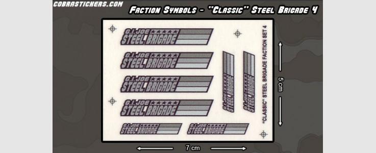 """Steel Brigade """"Classic"""" 4"""